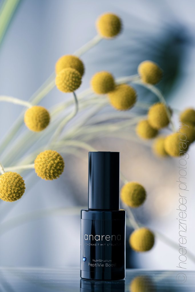 anarena: new series by an anadore cosmetics